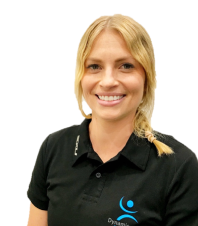 Dynamic Stability Physiotherapist - Aly McBride