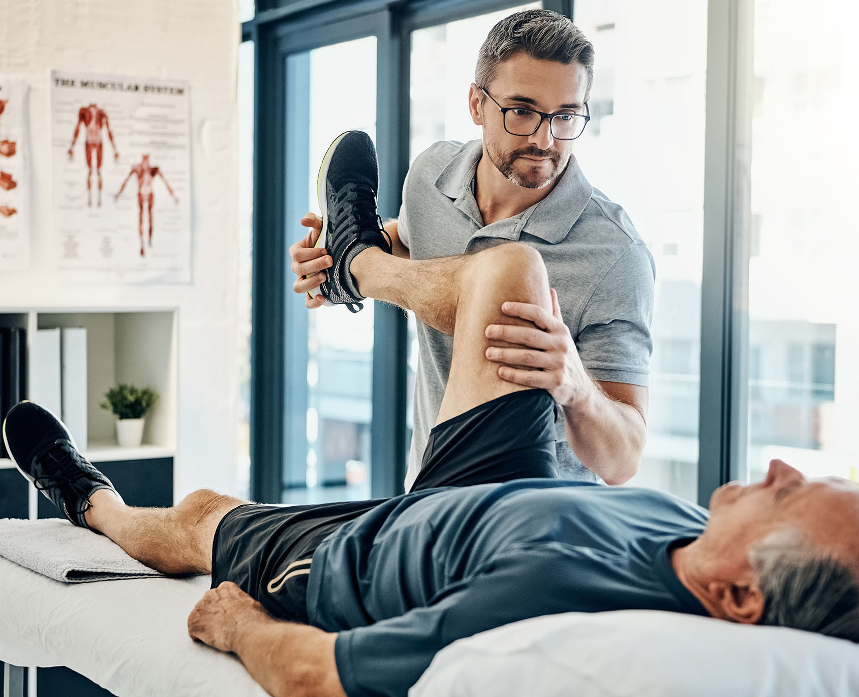 Dynamic Stability Physiotherapy