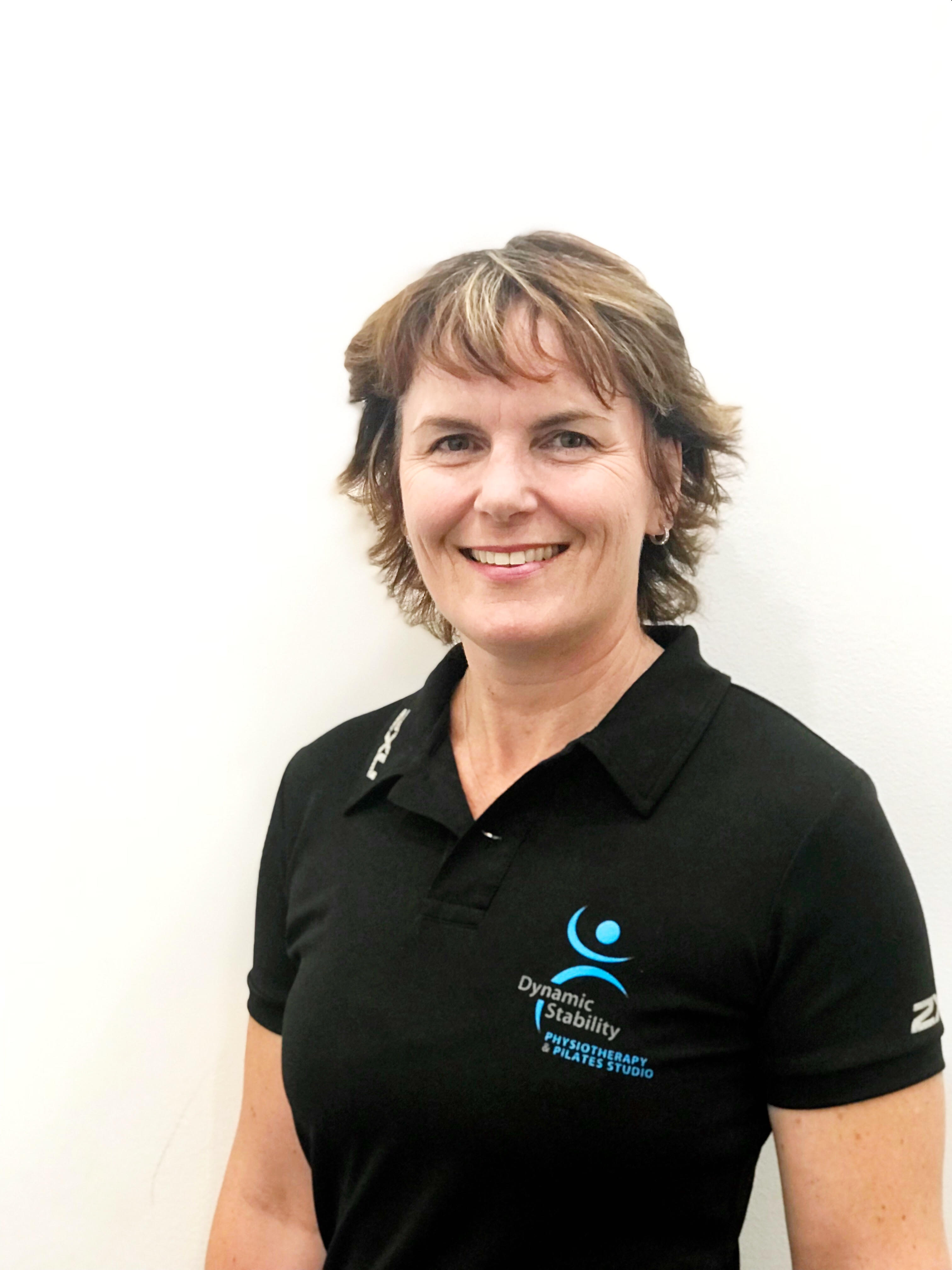 Dynamic Stability Practitioner - Sharon Van Geelan
